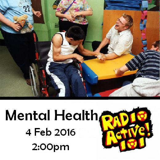 Mental Health and Young People: Experiences and Perspectives – 4 Feb 2016