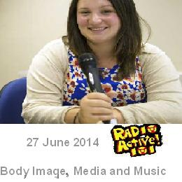 Body Image, Media and Music