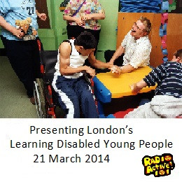 Learning Disabled Young People Highlights 21 March 2014