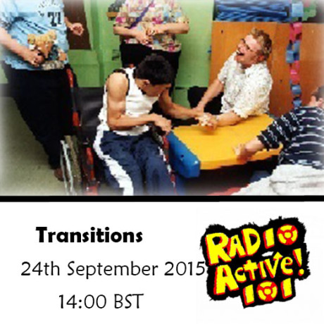 Transitions: journeys into adulthood –  24 Sep 2015