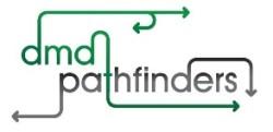 DMD Pathfinders Logo