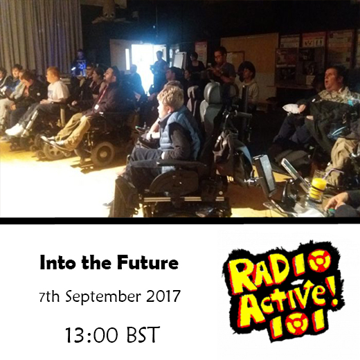 On Air – 7 Sep 2017 – Into the Future