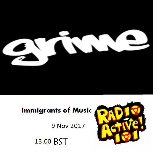 On Air – 9 Nov – Immigrants of Music: from Busking to Grime