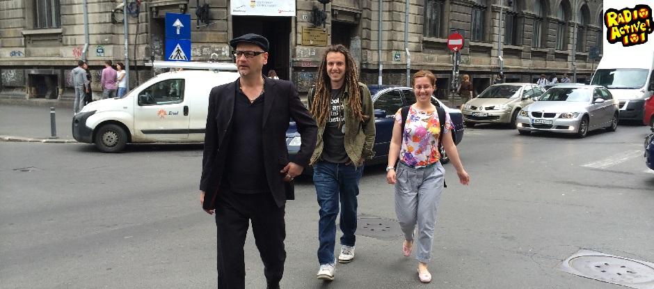 'Let's go to work' - Bucharest