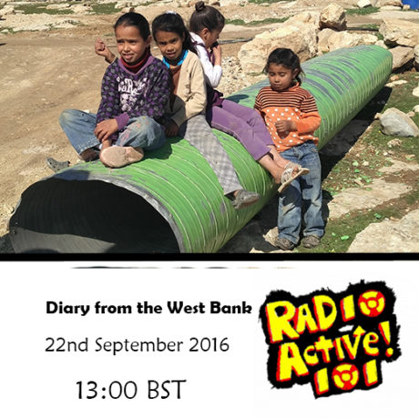 Diary from the West Bank – Part 1