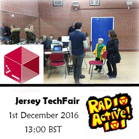 Jersey Techfair 2016